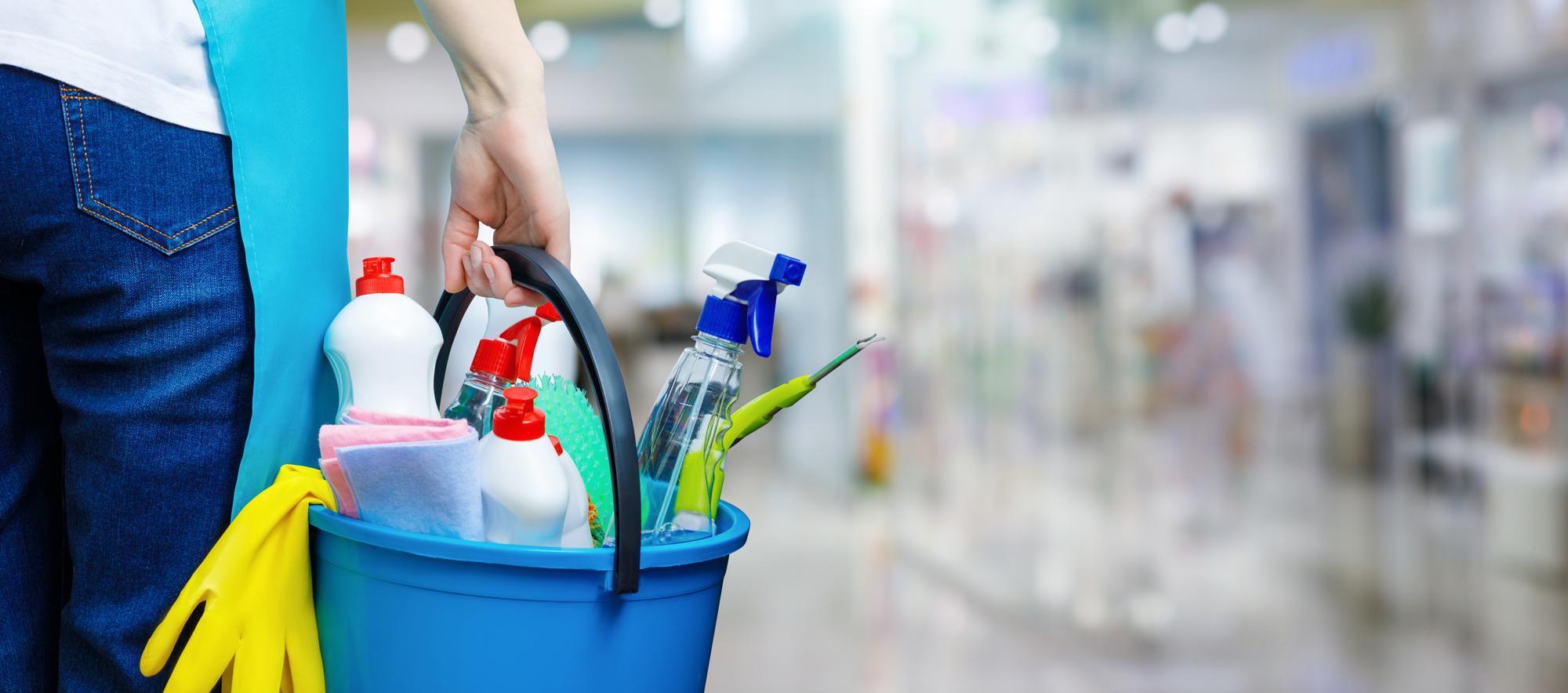 Dauerausschreibung Reinigungskräfte (m/w/d)