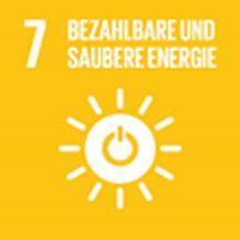 Bezahlbare und saubere Energie Agenda 2030©Agenda 2030