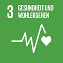 Gesundheit und Wohlergehen Agenda 2030©Agenda 2030